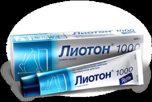 гель лиотон